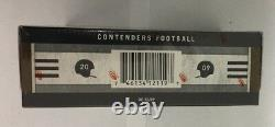 2009 Playoff Contenders Factory Sealed Football Hobby Box
