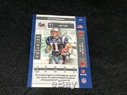 2009 Playoff Contenders Julian Edelman #176 Rookie Auto New England Patriots
