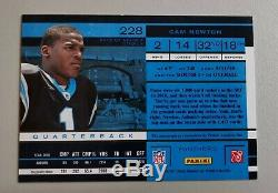 2011 Playoff Contenders Cam Newton Rookie Auto. Great card to invest