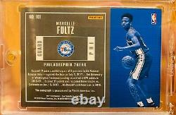 2017-18 Contenders Markelle Fultz Rookie RC Auto /35 Playoff Ticket ON-CARD 76er