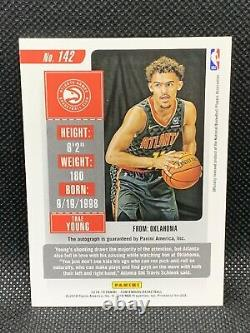 2018 Panini Contenders Trae Young /65 Playoff Ticket