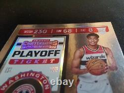 2019-20 Contenders Playoff Ticket RUI HACHIMURA RC Rookie Auto 62/99 Wizards