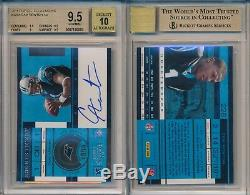 Cam Newton 2011 Playoff Contenders #228A Rookie Ticket Rc BGS 9.5 Auto 10 Gem