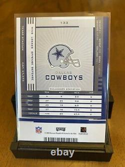 Demarcus Ware 2005 Playoff Contenders Rookie Ticket Auto Autograph HOF Cowboys