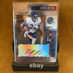 Devin Hester 2006 Playoff Contenders Rookie Ticket Auto Autograph HOF Bears