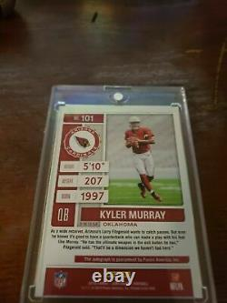KYLER MURRAY 2019 Contenders Rookie Ticket Preview RC Auto Rare SSP /23