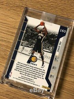 Paul George 2010-11 Playoff Contenders, Rookie Ticket Variation, Auto, SP, RPA
