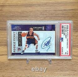 Stephen Curry 2009-10 Playoff Contenders Auto Rc Rookie